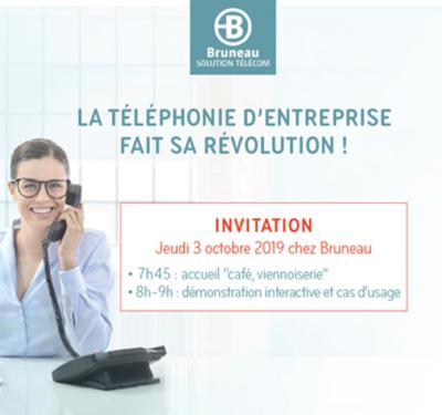 bruneau solution telecom